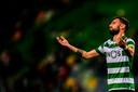 Sporting's sterspeler Bruno Fernandes.