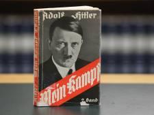 """Il est """"urgent"""" de rééditer """"Mein Kampf"""" d'Hitler"""
