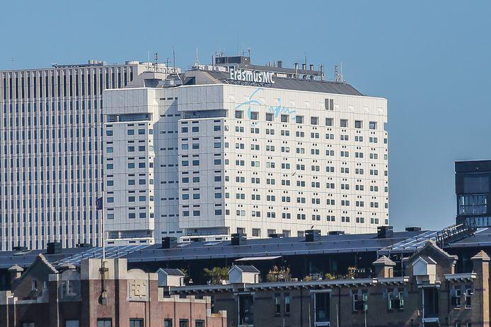 Erasmus ziekenhuis.
