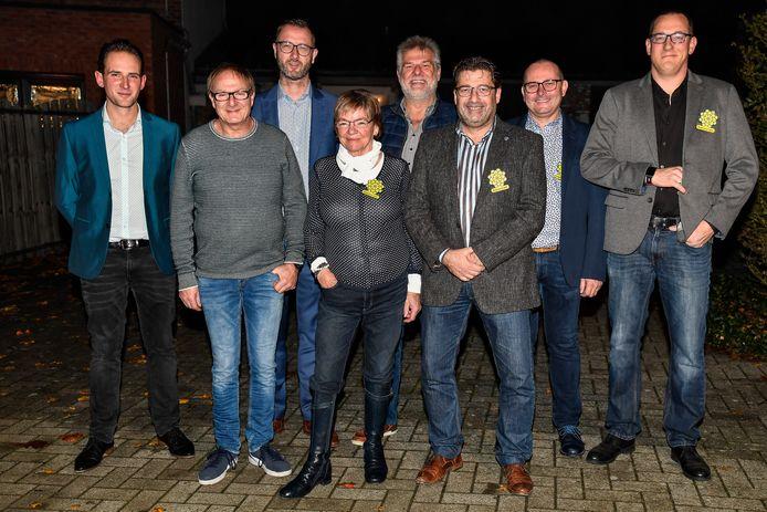 De leden van het Corsocomité kijken nu al uit naar de nieuwe Bloemenstoet op 1 september 2019.
