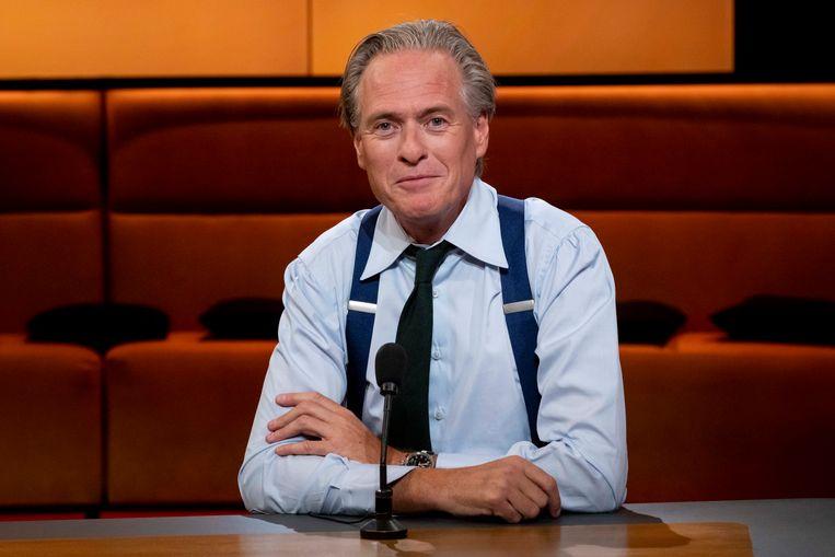 Jort Kelder was onder andere presentator van het televisieprogramma Op1. Beeld Brunopress