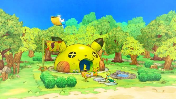 GAMEREVIEW. 'Pokémon Mystery Dungeon: Rescue Team DX': trouwe herwerking