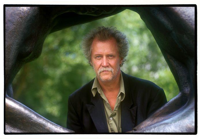 Kris De Bruyne op een foto uit 2000.
