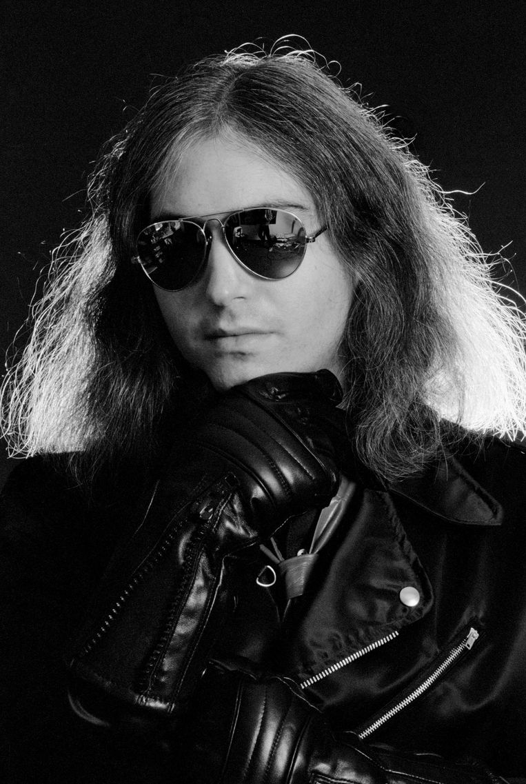 Jim Steinman in 1981.  Beeld Sony Music Archive via Getty
