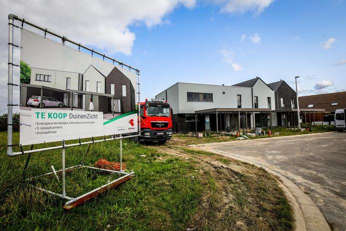 Er zijn heel wat woningen gebouwd in Bredene de afgelopen jaren, maar nu hoopt de gemeente dat er ook geïnvesteerd wordt in de bestaande woningen.