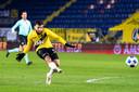 Mounir El Allouchi tekende voor de 1-0 verzorgde de assist van de 2-2.
