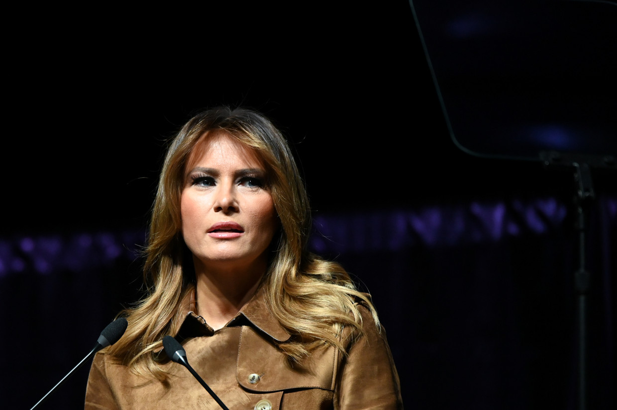 Melania Trump in november 2019.