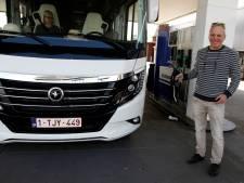 Omgekeerde wereld: Belg tankt nu goedkoop bij ons