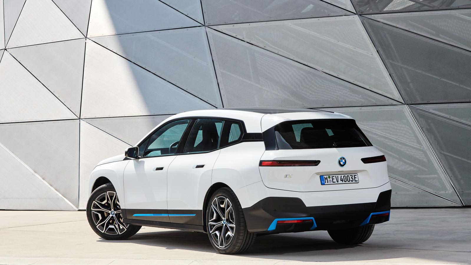 BMW heeft - ook in Nederland - zeer hoge verwachtingen van de iX.