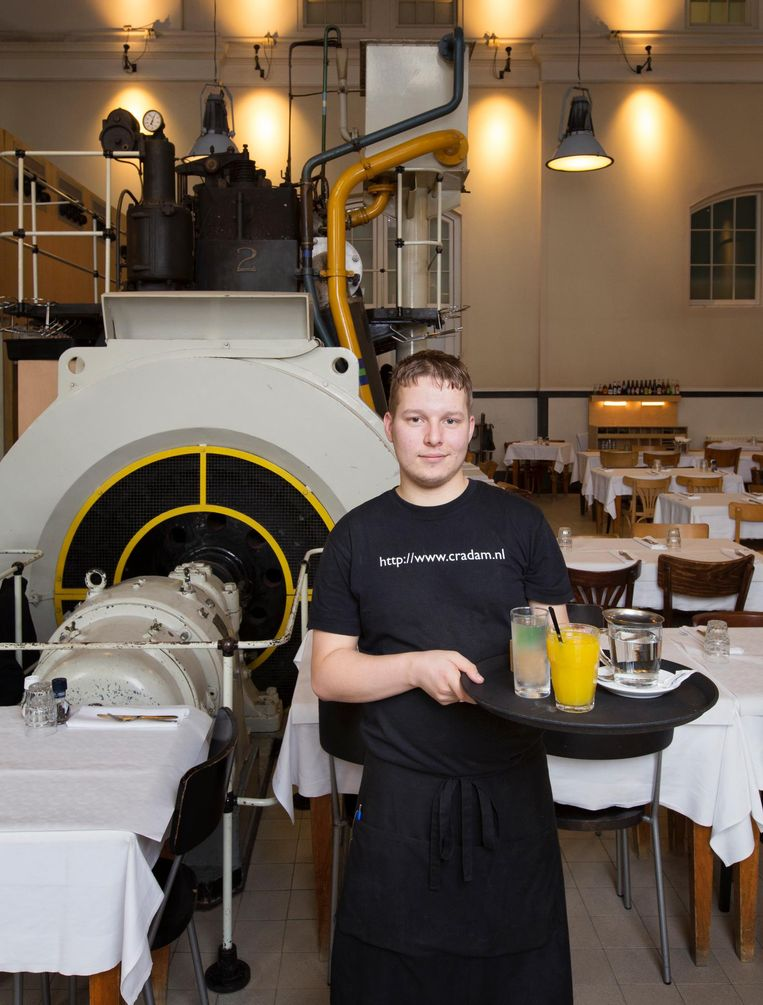 Barman Erwin Beeld Jorgen Caris