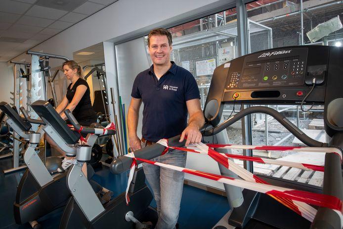 Fysiotherapeut Maarten Ruijs.