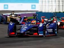 Frijns raakt leiding in Formule E kwijt