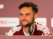 Voormalig NAC-aanvaller Schalk trakteert Van Wolfswinkel en FC Basel op nederlaag