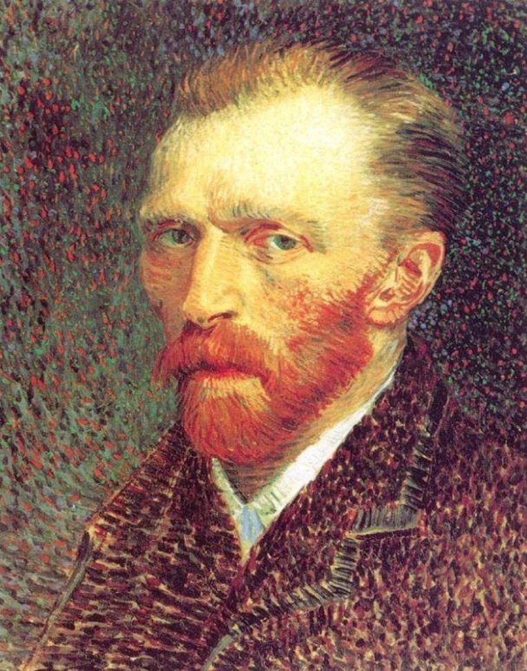 Van Gogh werkte non-stop van 7 uur 's ochtends tot 6 uur 's avonds en deed alleen af en toe een paar stappen naar achteren om iets te eten. Beeld dm