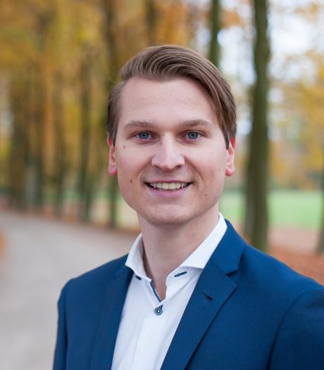 Jaimi van Essen wethouder Losser na vertrek Marcel Wildschut