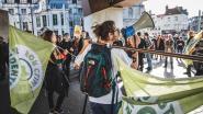 150 klimaatbetogers, rustige voetbalfans en veel politie: geen incidenten in Gent donderdag
