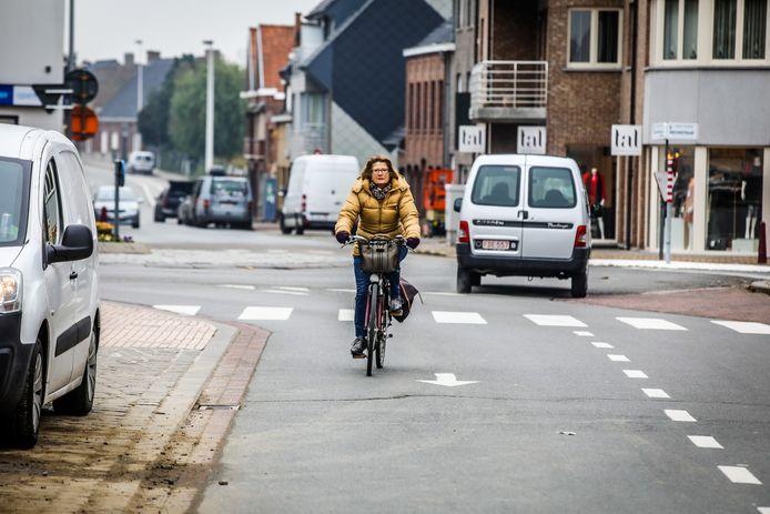 Het gemeentebestuur wil extra inzetten op fietsveiligheid. Beeld ter illustratie.