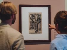 Nieuwe tekening Van Gogh ontdekt: 'Je ziet duidelijk dat hij nog zoekende was'