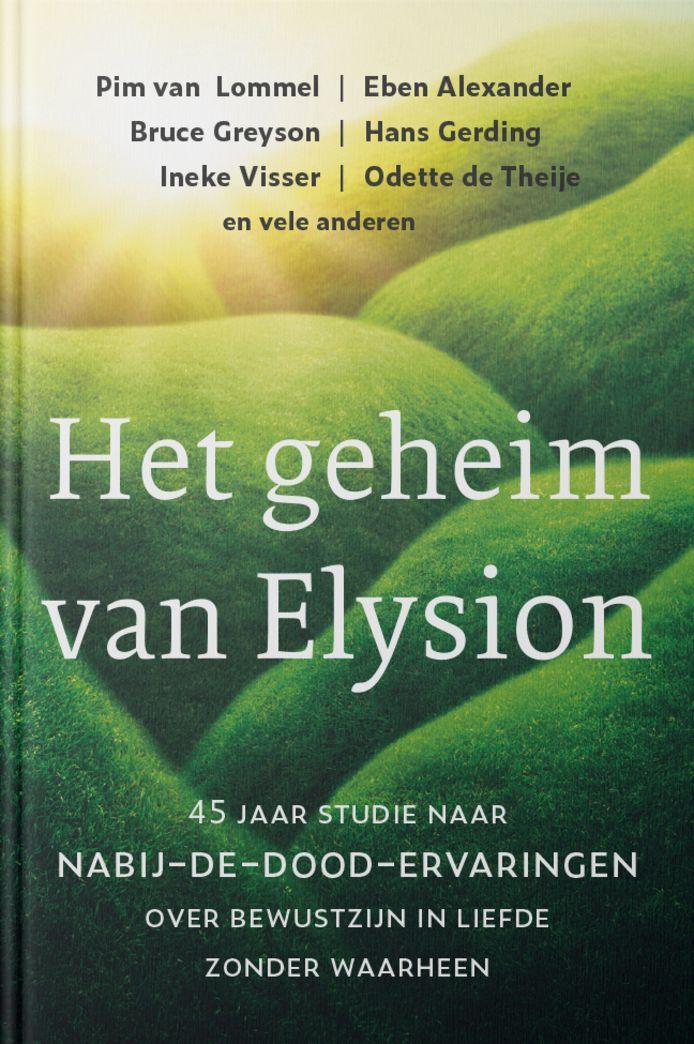 De cover van het boek dat Rinus van Warven heeft uitgegeven.