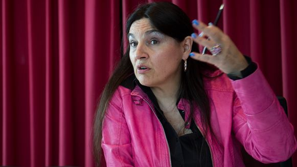 Energieminister Marie-Christine Marghem.