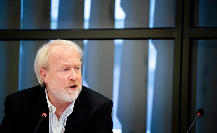Jaap van Dissel (directeur van het Centrum Infectieziektebestrijding, RIVM)