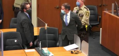 Ex-agent die schuldig werd bevonden aan dood George Floyd wil nieuw proces