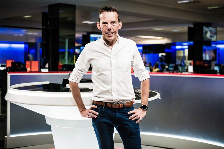 Nicholas Lataire. Beeld Geert Braekers
