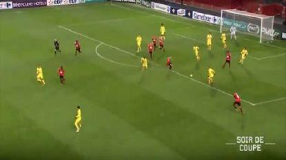 Wat een doelpunt! PSG steekt FIFA 18 naar de kroon met PlayStation-goal Neymar in Rennes