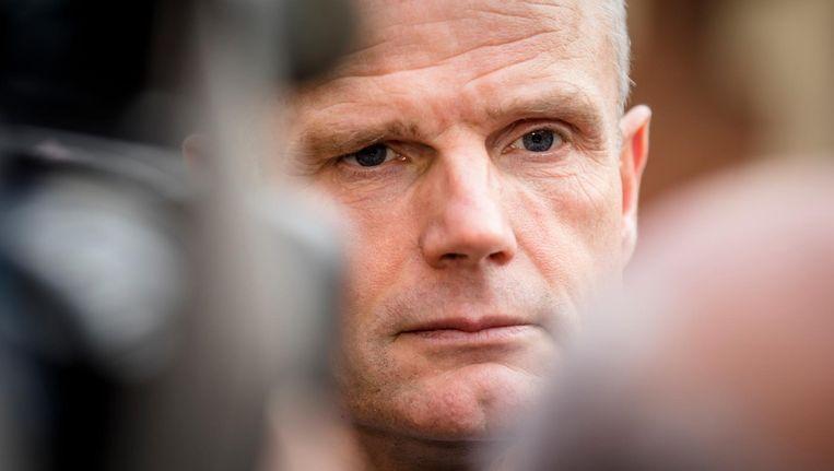 Minister Stef Blok van Buitenlandse Zaken Beeld ANP