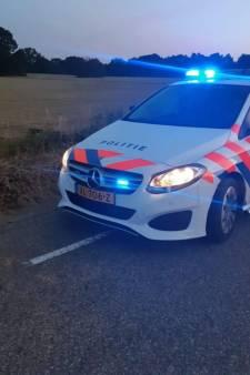 Dronken automobilist raakt rijbewijs kwijt nadat hij in berm belandt in Kaatsheuvel