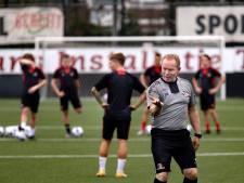 Oefenwedstrijd Helmond Sport geschrapt vanwege personele problemen, Boessen geeft extra training