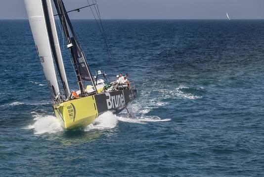 Scheveningen is 18, 19 en 20 juni het decor van de Volvo Ocean Race.