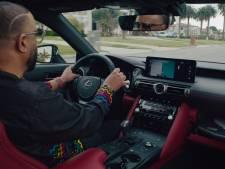 In deze unieke Lexus speel je trillingvrij je vinylplaten af