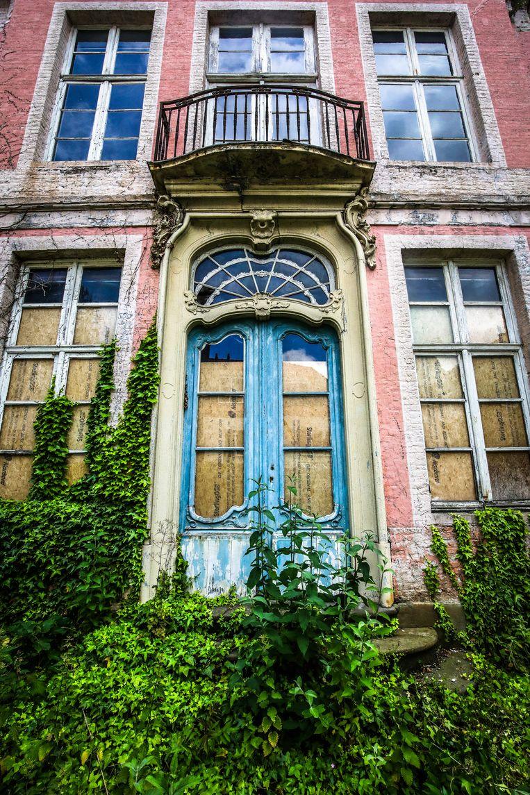 Brugge Huize D'hanins de Moerkerke