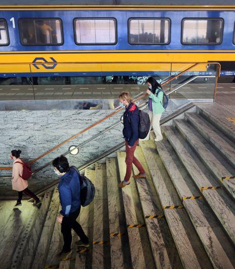 NS wist niet van vervoer 538-gangers naar Breda: 'Had vooraf even contact opgenomen'