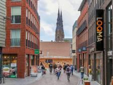 V&D-pand Eindhoven: alleen nog gatenkaas en een kale vloer