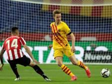 LIVE | De Jong en Messi vertolken voor Barça hoofdrol in bekerfinale tegen Athletic Club