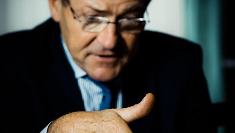 Op het kabinet van Johan Van Overtveldt klinkt het dat de kritiek achterhaald is. Beeld © ID/photo agency