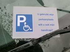 Mijn plek, dan ook mijn handicap