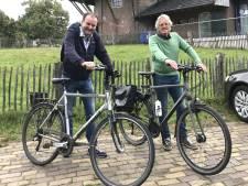 Nieuwe fietsroute in Hellendoorn voert mensen langs gedichten over speciale plekken