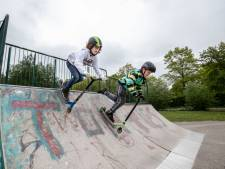 Nieuwe skatebaan in Wageningen Noordwest mogelijk al komende zomer klaar; skeelerbaan ver weg