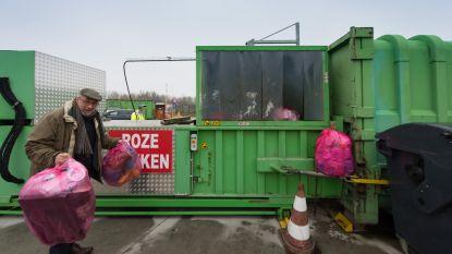 Ook in Puurs-Sint-Amands: kleinere vuilniszakken voor zelfde prijs