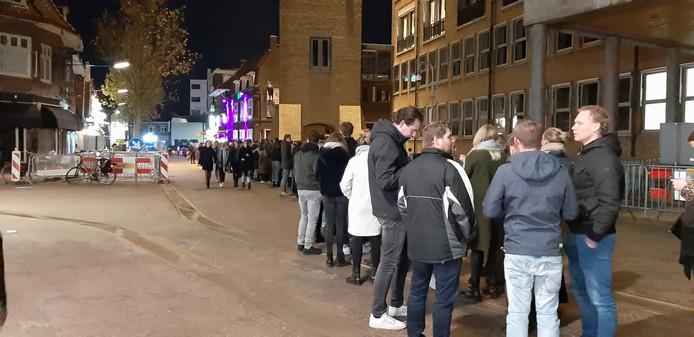 Topdrukte in Hengelo deze vrijdag