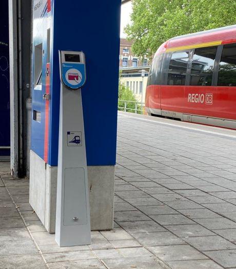 Reizigers kunnen vanaf 1 augustus met de OV-chipkaart naar Gronau