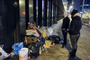 """Samusocial krijgt extra veel oproepen zodra het vriest. """"Mensen maken zich sneller ongerust over daklozen."""""""