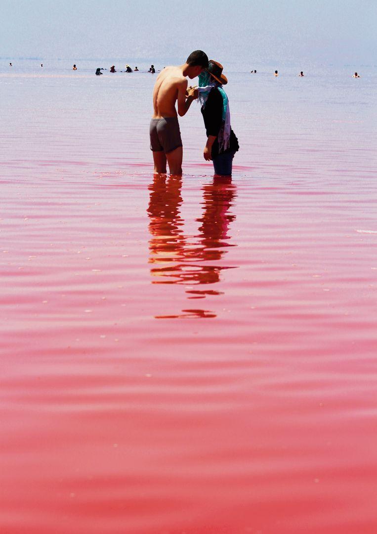 Affichebeeld MOOOV-festival, door de Iraanse fotografe Vida Dena. Beeld Vida Dena