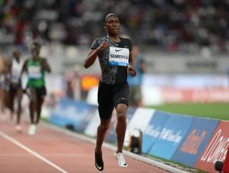 Atlete Caster Semenya betwist testosteronregel voor Europees hof
