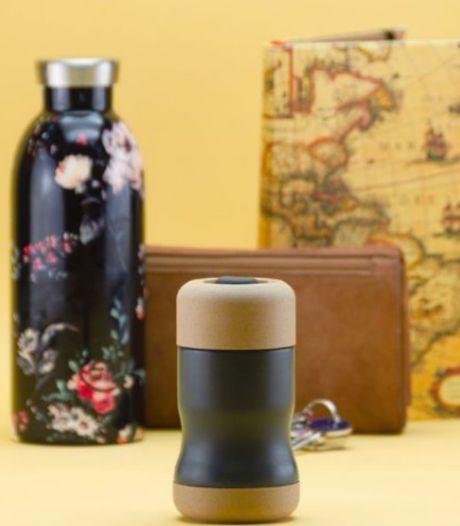 Tulipal, le premier nettoyeur portable pour cup menstruelle imaginé à Bruxelles