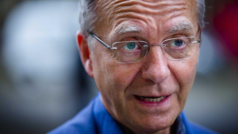 Nederlandse minister van Economie Henk Kamp. Beeld ANP