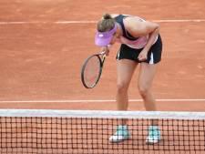 Elise Mertens se qualifie dans la douleur pour le troisième tour